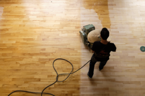 Refinish Your Wood Flooring