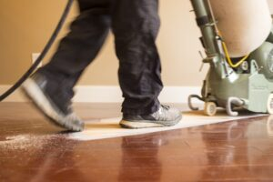 Replace Repair or Refinish Old Hardwood Floors