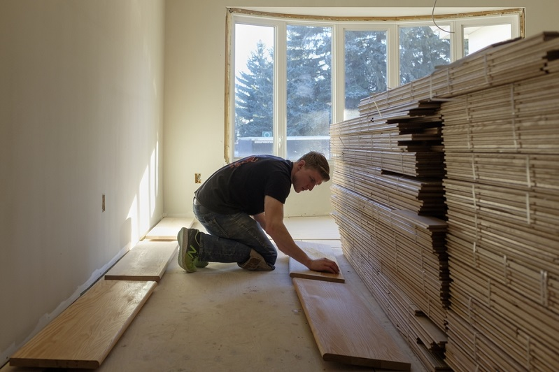 Prefinished Versus Unfinished Hardwood Flooring